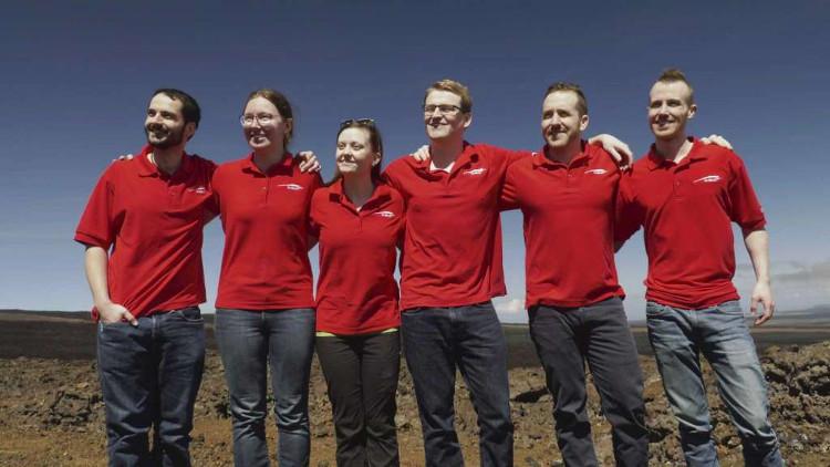 6 chuyên gia nghiên cứu sao Hỏa