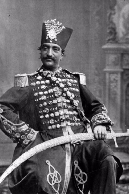 Nasser al-Din Shah Qajar - Một trong những vị vua quyền lực nhất lịch sử.