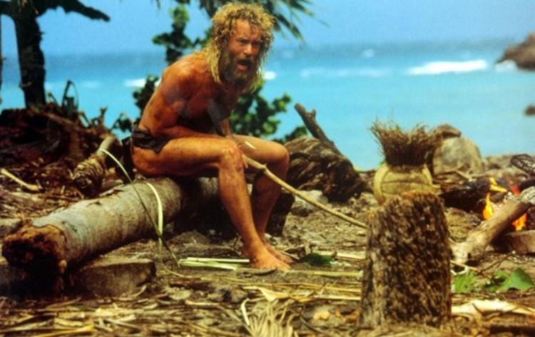Hãy bảo vệ đôi chân của bạn khi sống trên đảo hoang.
