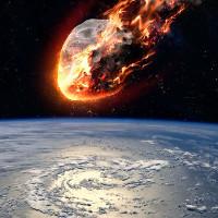 Thiên thạch khổng lồ khiến Trái đất nóng tới 2.300 độ C