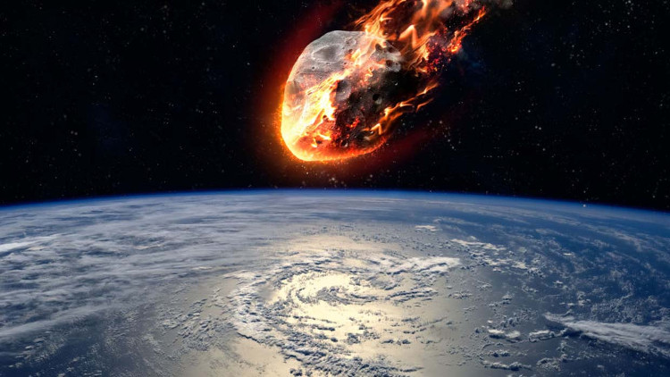 Thiên thạch khổng lồ từng hâm nóng bề mặt Trái đất lên tới 2.370 độ C.