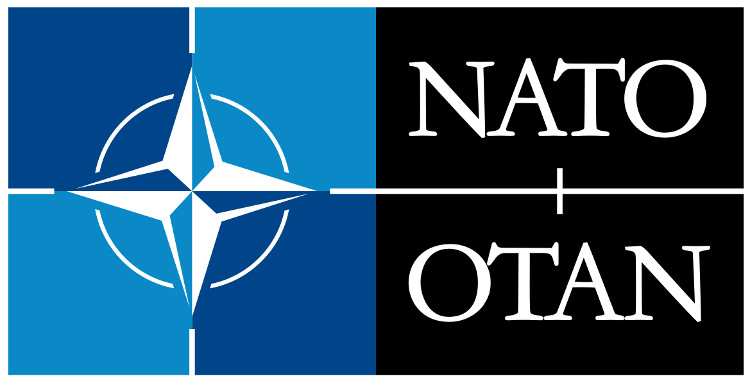 Logo của NATO.