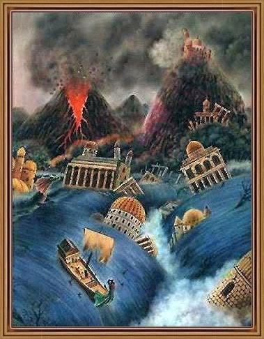 Thảm họa tự nhiên tàn phá một quốc gia