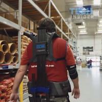 Video: Bộ giáp người Sắt giúp công nhân tiết kiệm sức lao động
