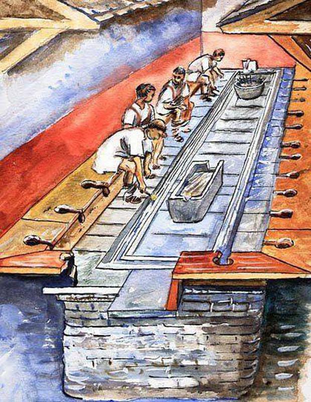 Thủ phạm khiến chúng ta bị nhiễm giun, sán... là người La Mã cổ đại.