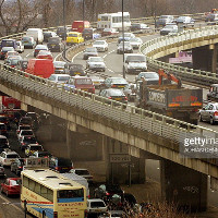 Trong tương lai, mặt đường sẽ tạo ra năng lượng khi xe cộ đi lại