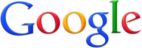 Logo Google năm 2010-2013