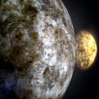 Lịch sử hình thành Mặt trăng