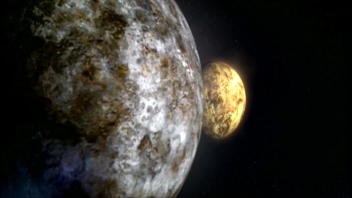 Liệu Mặt trăng của chúng ta có nguồn gốc từ một vụ va chạm kinh hoàng giữa Trái Đất và Theia?