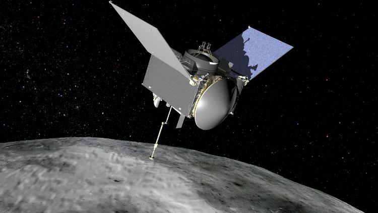 Tàu vũ trụ OSIRIS-Rex.