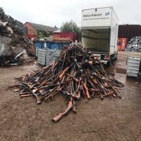 Vũ khí bất hợp pháp ở Đan Mạch bị tiêu hủy như thế nào?