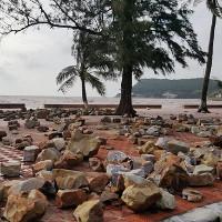 Chiều nay, áp thấp đi vào các tỉnh Quảng Ninh - Hải Phòng