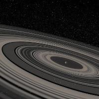 Video: Vành đai sao Thổ - kỳ quan của hệ Mặt Trời