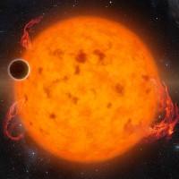 """Ngôi sao """"ăn thịt"""" những hành tinh trong hệ"""