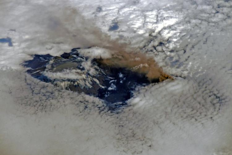 Đợt phun trào mạnh nhất từ năm 2007 kéo dài tới tháng 8 năm ngoái.