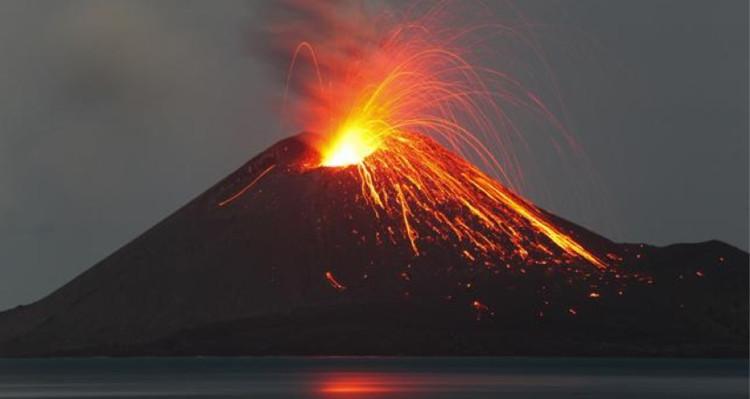 Indonesia, Nhật Bản và Mỹ được xem là ba nước có nhiều núi lửa đang hoạt động nhất.