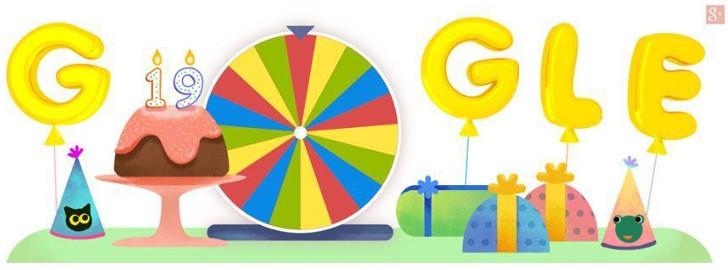 Doodle mới nhất của Google.