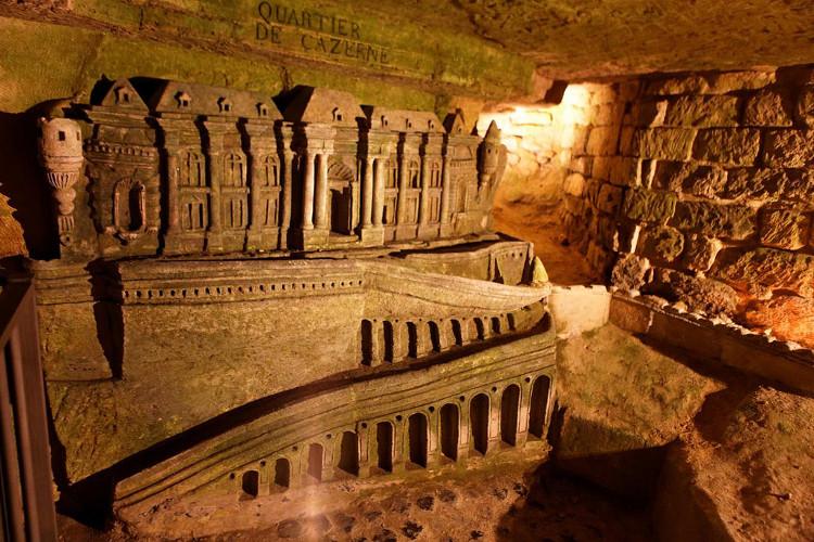 Năm 2005, một phần rất nhỏ của căn hầm mộ được mở cửa cho khách du lịch vào tham quan.