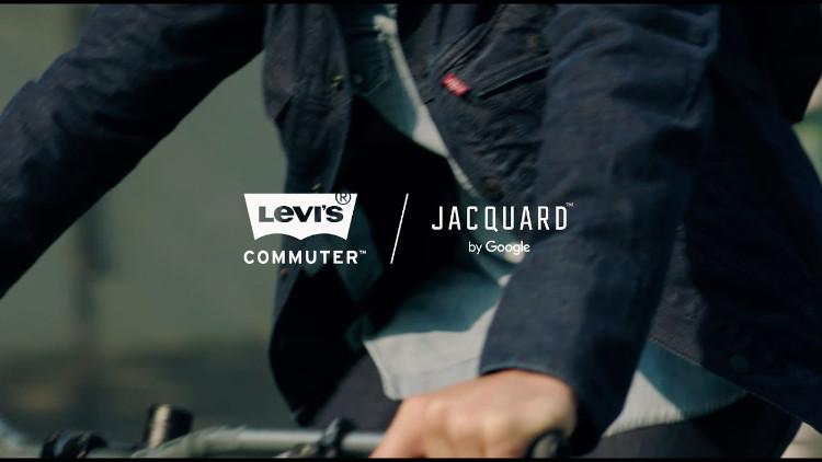 Chiếc áo khoác Bluetooth mang thương hiệu Levi's kết hợp với công nghệ Jacquard của Google