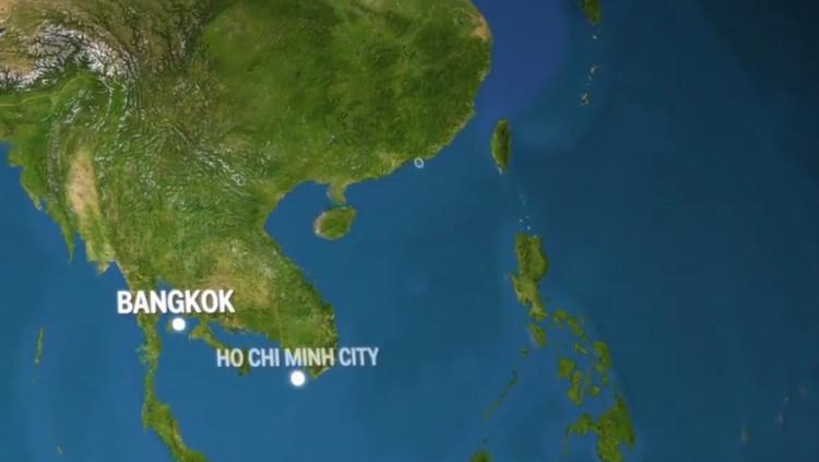 Thành Phố Hồ Chí Minh sẽ là một trong nhưng khu vực chịu thiệt hại nặng nhất.