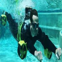 Video: Thiết bị tự chế giúp người dùng bơi nhanh hơn cả Michael Phelps
