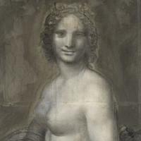Phát hiện bản vẽ Mona Lisa khỏa thân?