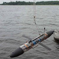 """Nga tiết lộ thử nghiệm của Robot ngầm vô hình """"Bóng đen biển"""""""