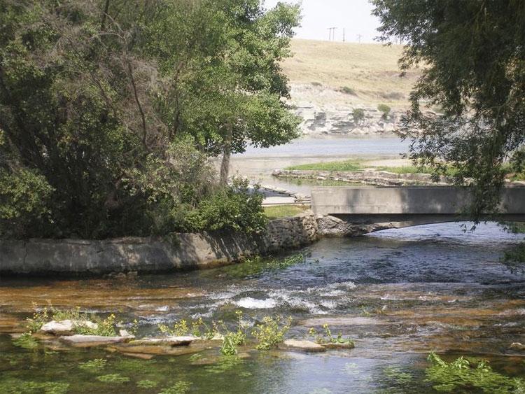 Đây chính là sông Roe.