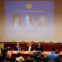 Ba nhà nghiên cứu đoạt giải Nobel Y học 2017 chia sẻ về vinh dự