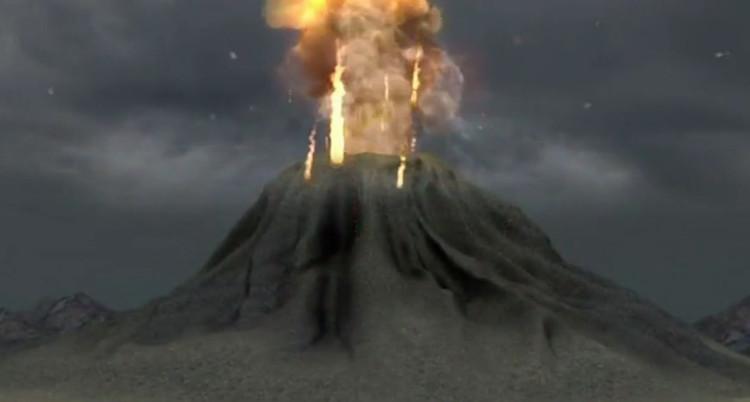 Núi lửa Agung