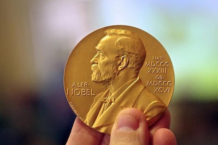 Huy chương của giải Nobel