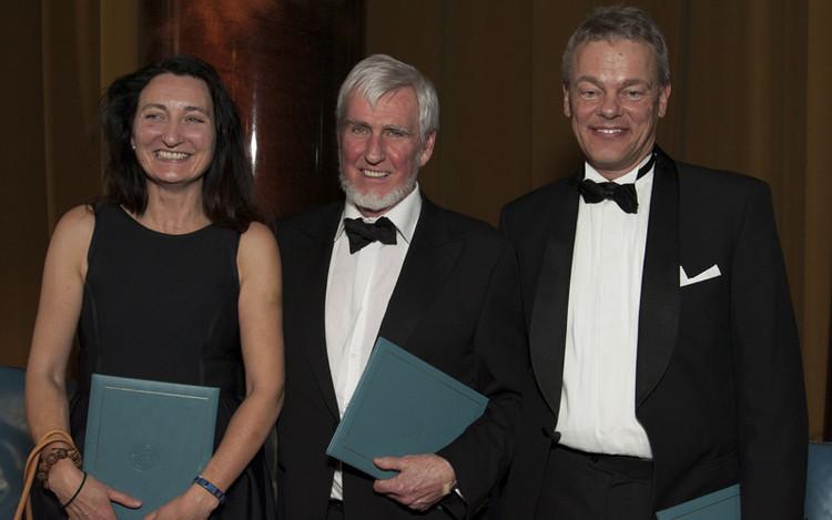 Bà May-Britt Moser (Na Uy) nhận giải Nobel Y học năm 2014