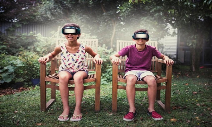 Công nghệ giải trí thực tế ảo (VR) sẽ trở nên phổ biến trong các gia đình.