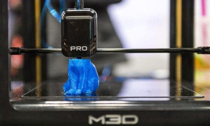 Năm 2025, những máy in 3D mới có khả năng tạo ra toàn bộ ngôi nhà chỉ trong vài giờ