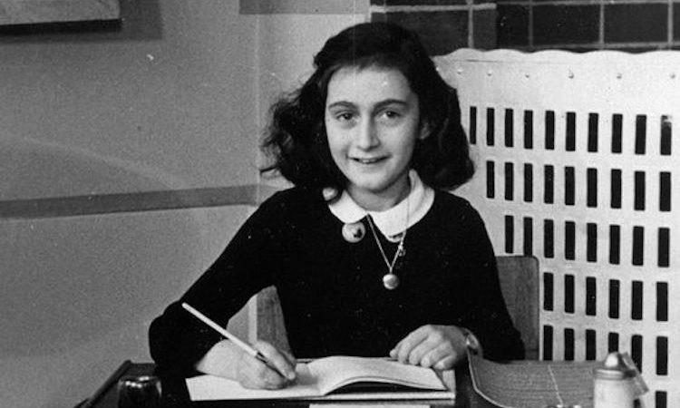 Anne Frank - ảnh chụp vào năm 1940.