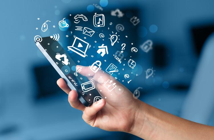 """51% """"dân"""" 8x và 9x có cảm giác lo lắng khi họ """"lạc"""" điện thoại trong hơn 15 phút."""