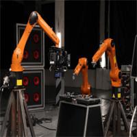 Video: Mời nghe album nhạc được tạo ra bởi robot công nghiệp