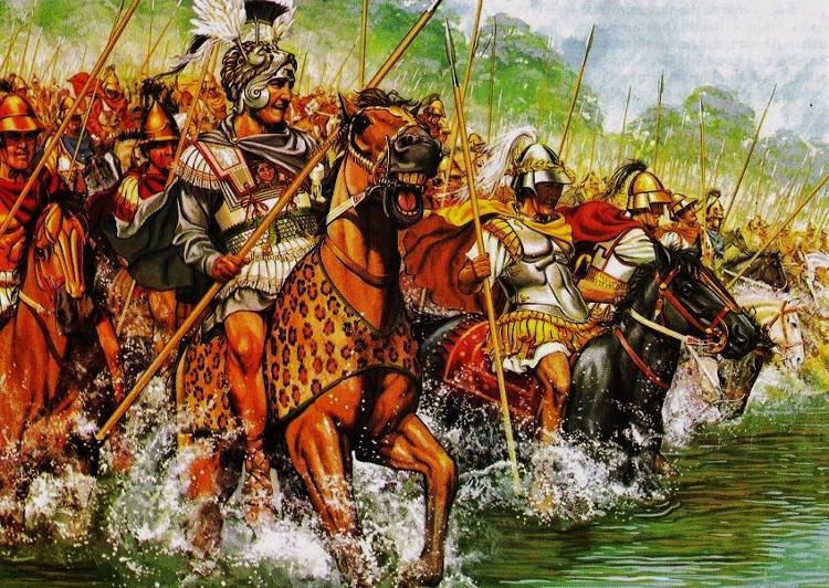 Chiến thắng vĩ đại nhất của Alexander là trận Gaugamela