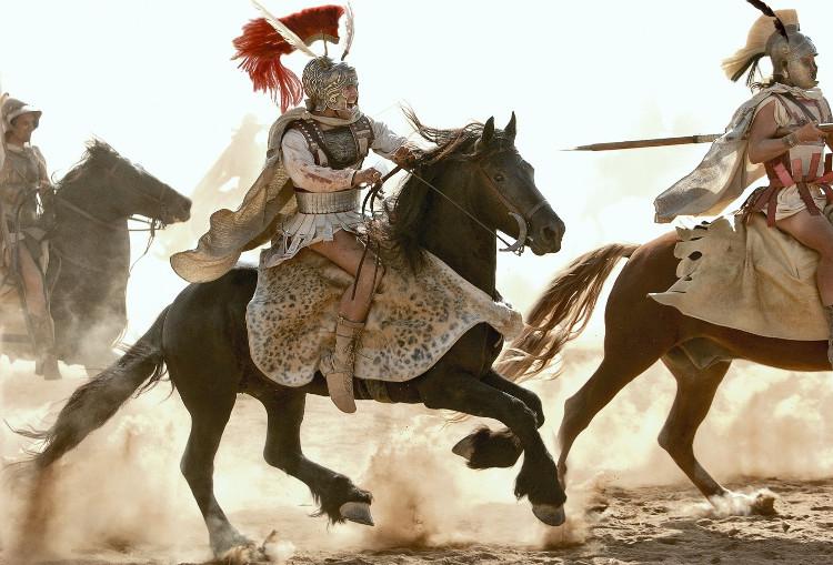 Tranh minh họa Alexander Đại đế - một trong những vị vua tài ba nhất lịch sử cổ đại.