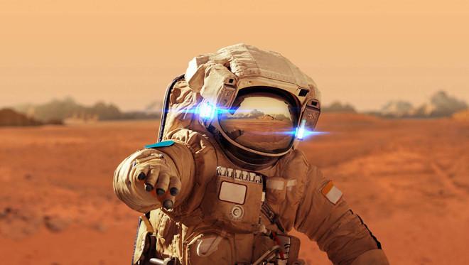 NASA cân nhắc biến đổi gene cho những phi hành gia thực hiện nhiệm vụ khám phá sao Hỏa.
