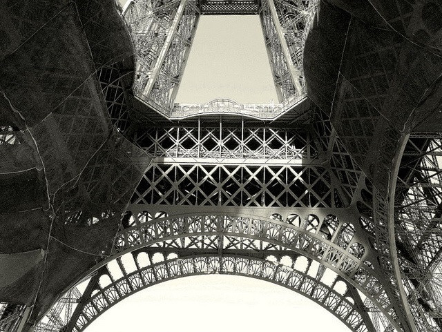 Ban đầu, người Pháp đặc biệt khó chịu trước sự hiện diện của Eiffel.