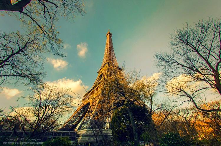 Tháp Eiffel đóng vai trò quan trọng trong Thế chiến thứ nhất