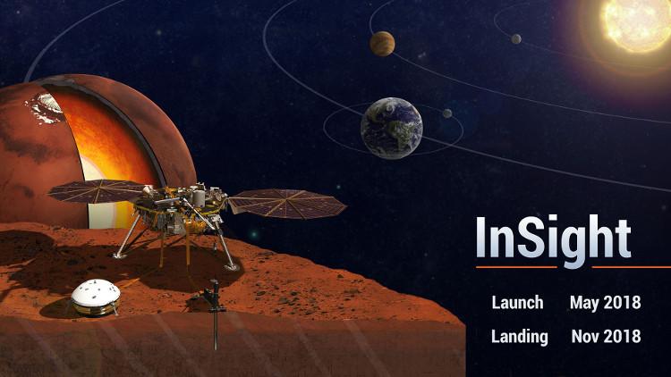 """Đến ngày 11/10 đã có hơn 1,27 triệu người đăng ký """"bay"""" lên sao Hỏa cùng InSight"""