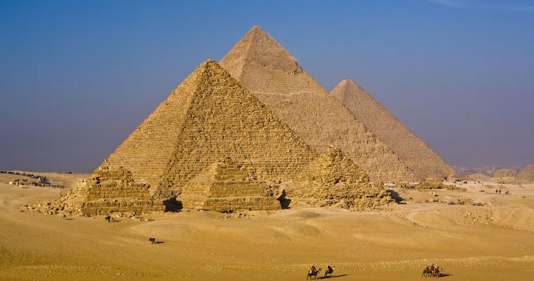 Người Ai Cập đã tự mình xây dựng nên các Kim tự tháp chứ không phải người Do Thái.