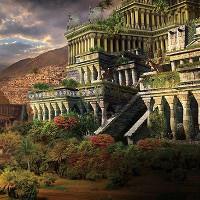 Truyền thuyết bí ẩn về Vườn treo Babylon