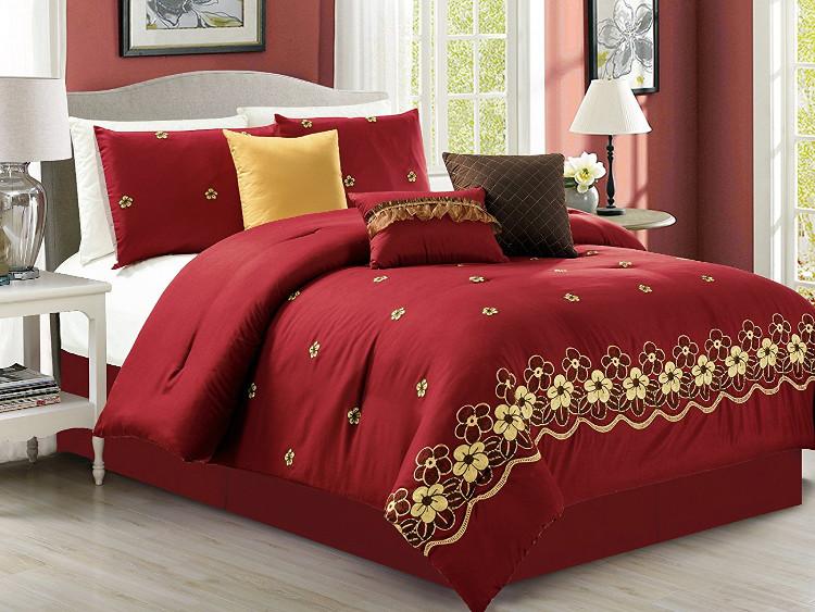 Rệp giường hay các loại côn trùng khác đặc biệt bị thu hút bởi màu đen và đỏ.