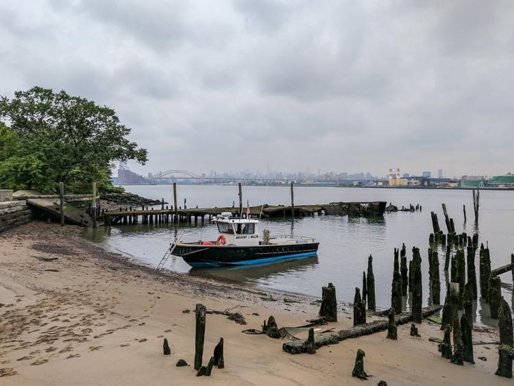 Đảo được xác lập vào năm 1614 và có người sinh sống từ 1885.