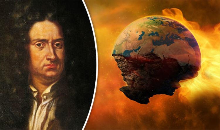 Issac Newton dự đoán tận thế sẽ diễn ra năm 2060.