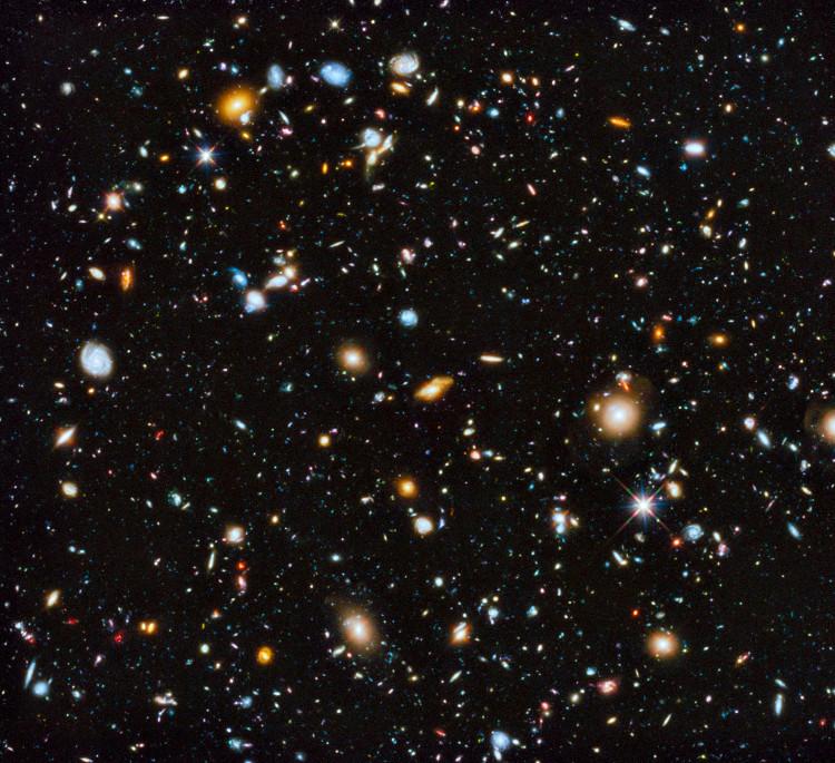 Hubble eXTreme Deep Field, hình ảnh vĩ đại nhất từng được công bố về vũ trụ.