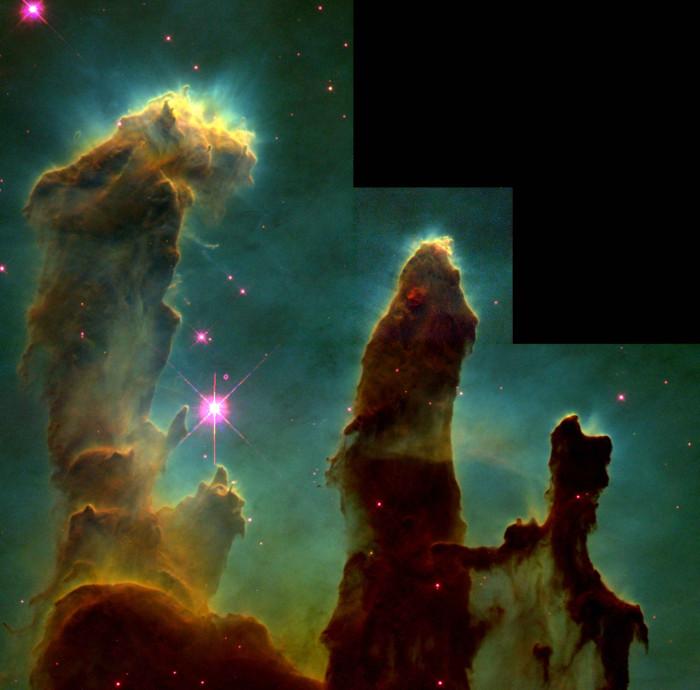 """""""Những cây cột trụ của tạo hóa"""" cũng đồng thời là những cột trụ của sự hủy diệt."""